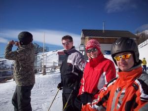 DJK Skitour 2008