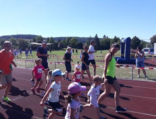 DJK Jugend erfolgreich beim Warema-Lauf